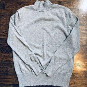 Melissa Paige turtle neck sweater